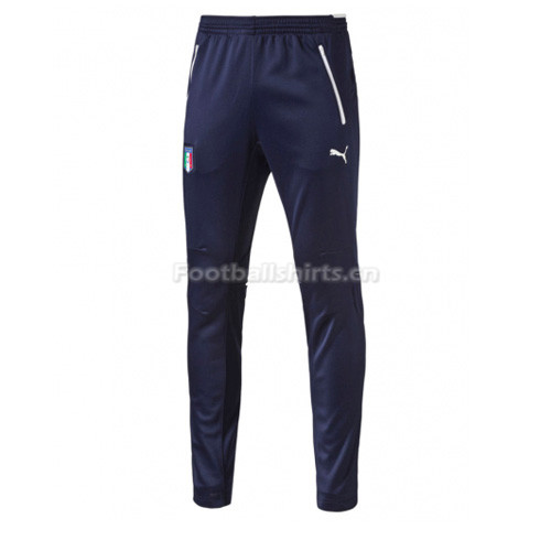 Italy 2016/17 Black Training Pants (Trousers)