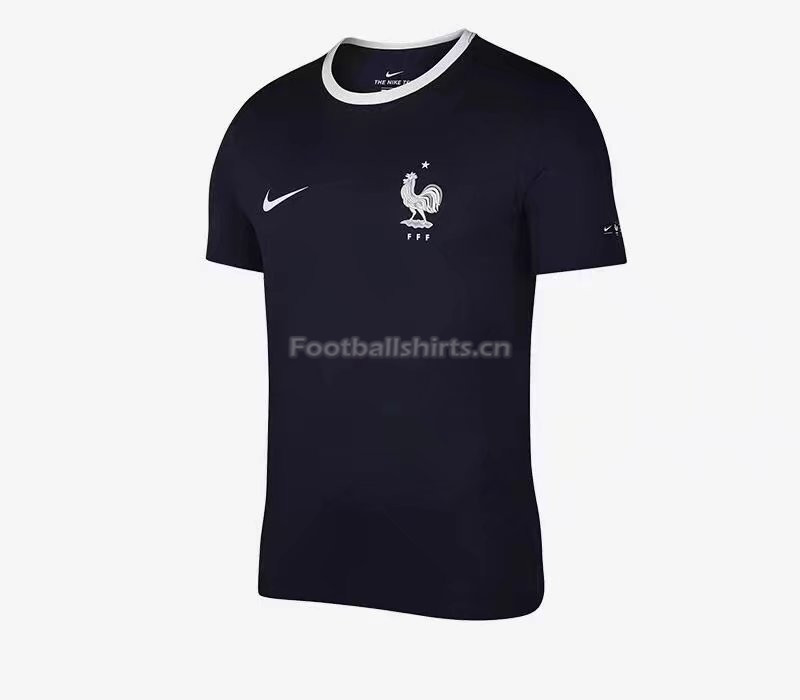 France 2018 World Cup Cotton T-Shirt