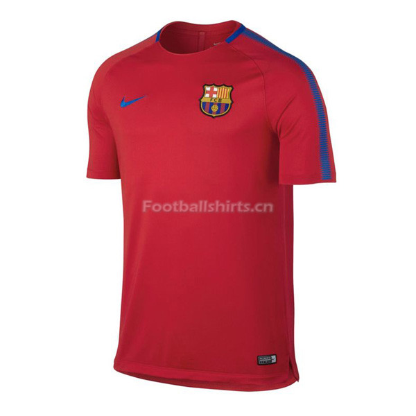 Barcelona Red Training Shirt 2017/18