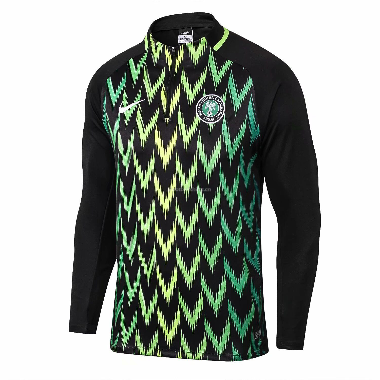 Nigeria World Cup 2018 Training Sweat Shirt