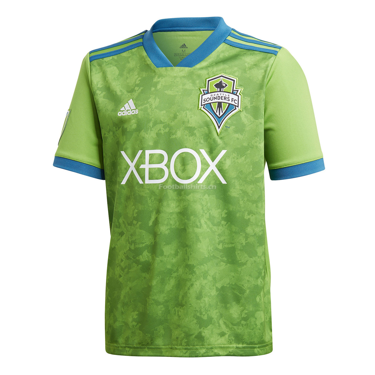 Seattle Sounders FC Home Soccer Jersey 2018/19