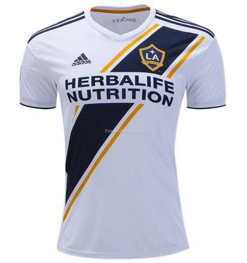Los Angeles Galaxy FC Home Soccer Jersey Men 2018/19