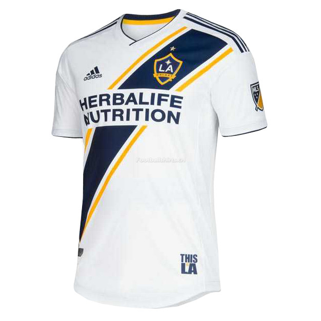 Match Version Los Angeles Galaxy FC Home Soccer Jersey Men 2018/