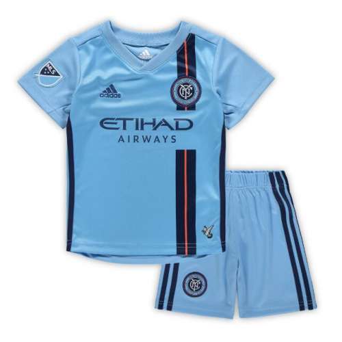 New York City Home Soccer Kits Children 2019/20