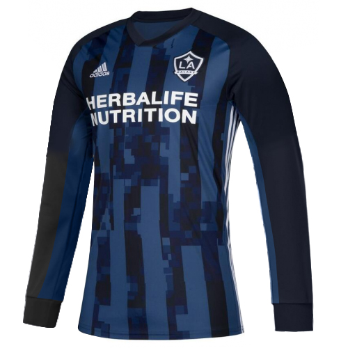 LA Galaxy Away Soccer Jersey Long Sleeve 2019/20