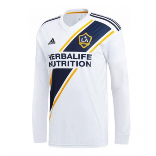 LA Galaxy Home Soccer Jersey Long Sleeve 2019/20