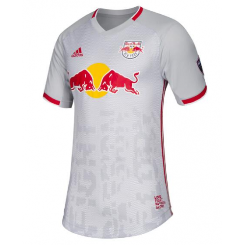 New York Red Bulls Home Soccer Jersey Player Version 2019/20