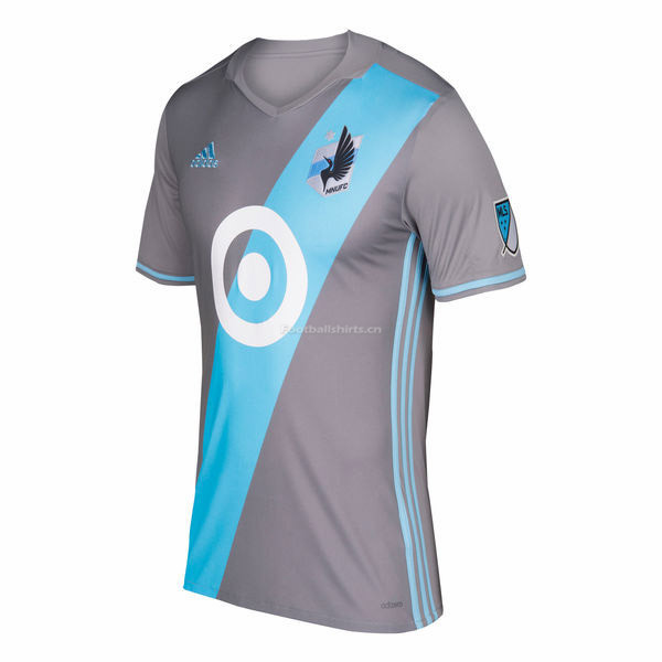Minnesota United FC Home Soccer Jersey 2017/18