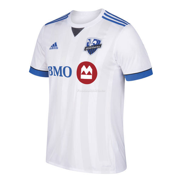 Montreal Impact Away Soccer Jersey 2017/18