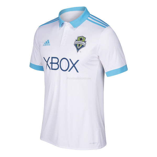 Seattle Sounders FC Away Soccer Jersey 2017/18