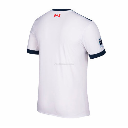 Vancouver Whitecaps FC Home Soccer Jersey 2017/18